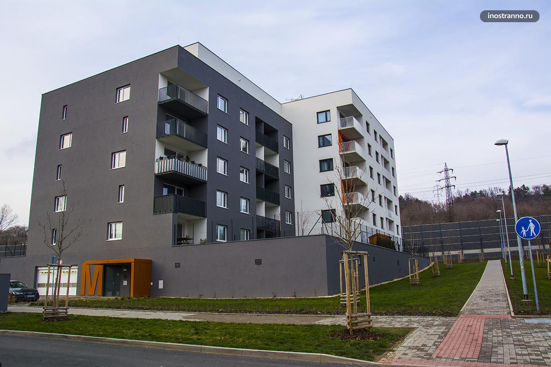 Проекты новостроек в Праге
