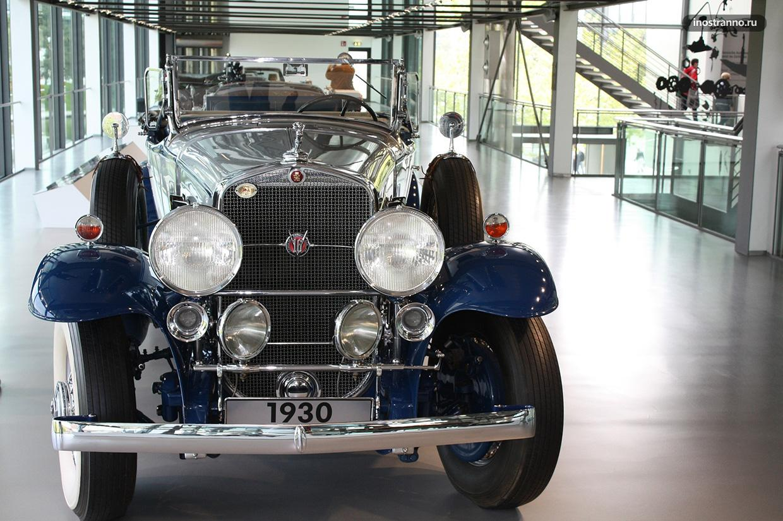 Автоштадт завод и музей Volkswagen в Вольфсбурге