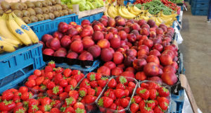 Сезон фруктов и овощей в Чехии