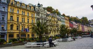 Каталог санаториев Карловых Вар с ценами 2021