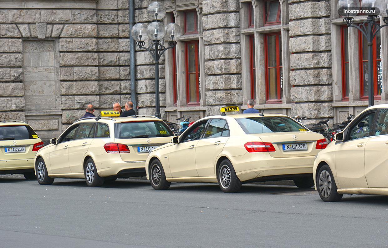Баден Баден такси трансфер из аэропорта