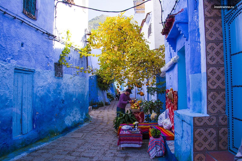 Красивые города Марокко