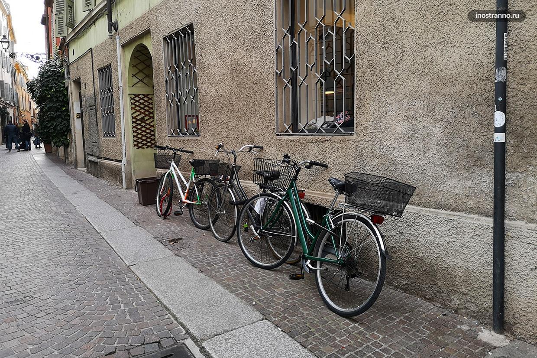 Вело тур по историческому центру Болоньи