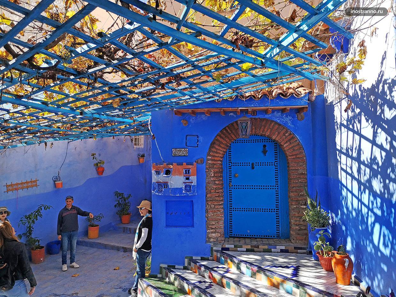 Шефшауэн самый колоритный восточный город