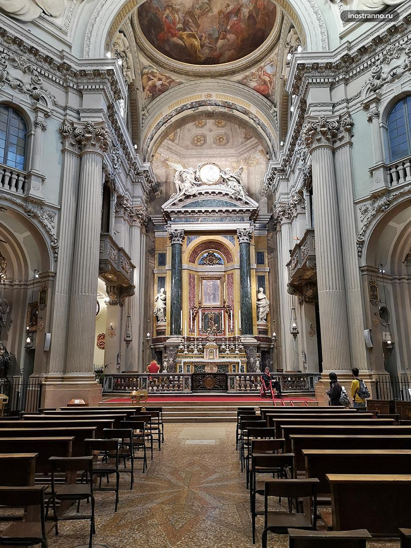 Церковь Санта Мария делла Вита в Болонье