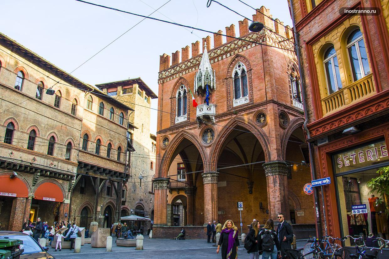 Комплекс Санто Стефано в Болонье