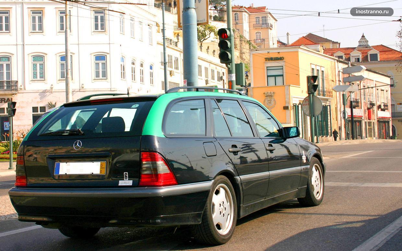 Такси на Корфу