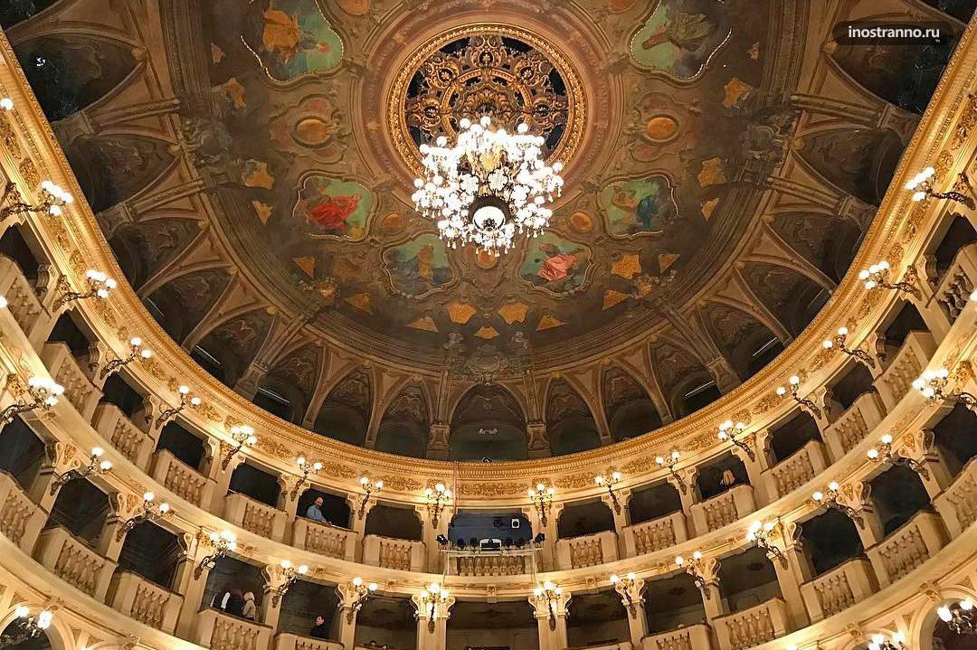 Болонский оперный театр Комунале