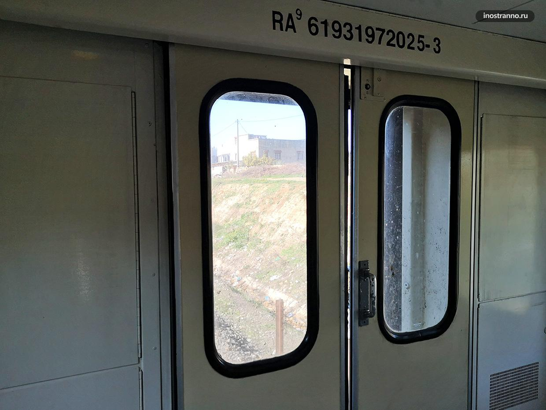 Как выглядит поезд в Марокко