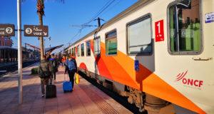 Путешествие по Марокко на поезде