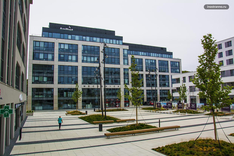 Aviatica, Mechanica, Dynamica офисы в Праге