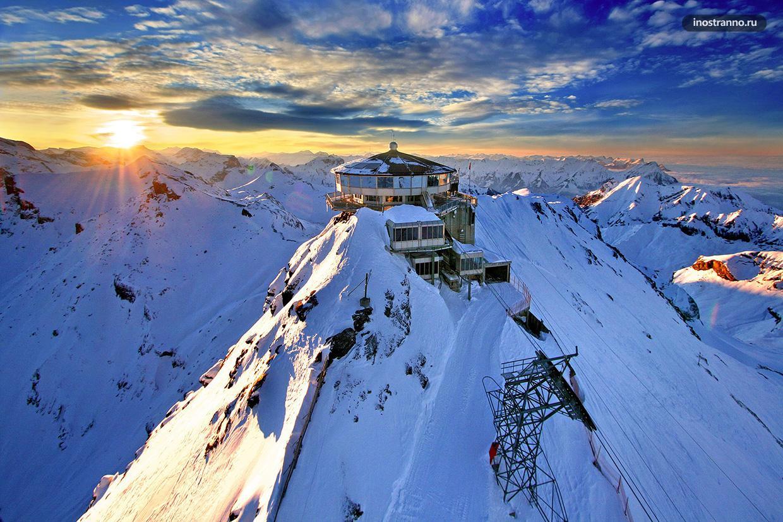 Как добраться из аэропорта Цюриха до горнолыжных курортов