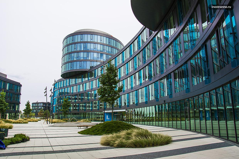 Офисные здания в Праге