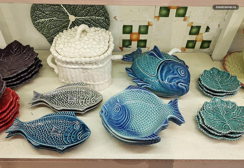 Португальская керамика