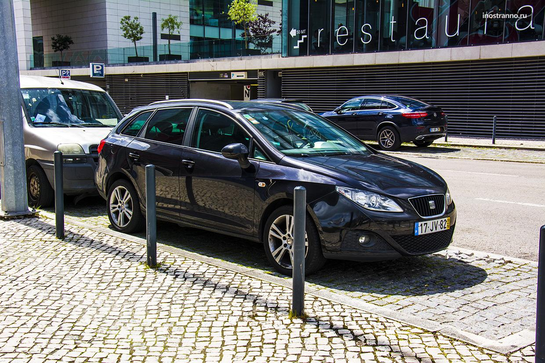 Аренда авто в Лиссабоне