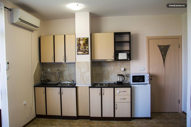 Апартамент на Черном море