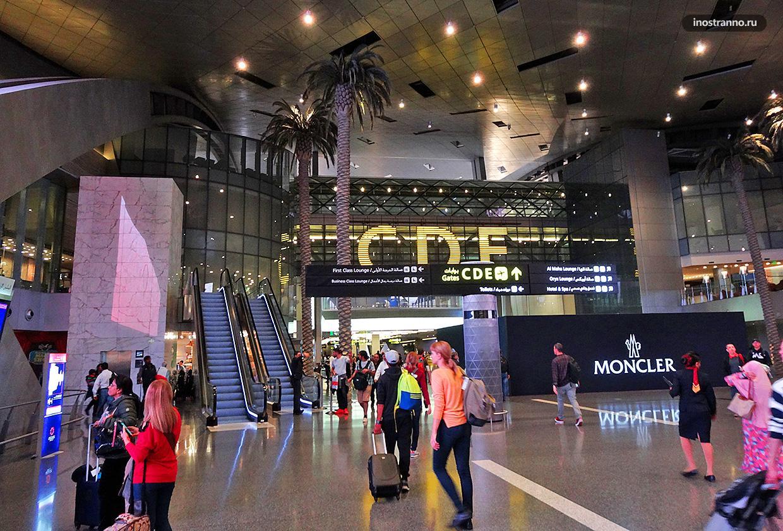 Доха Аэропорт Хамад как добраться