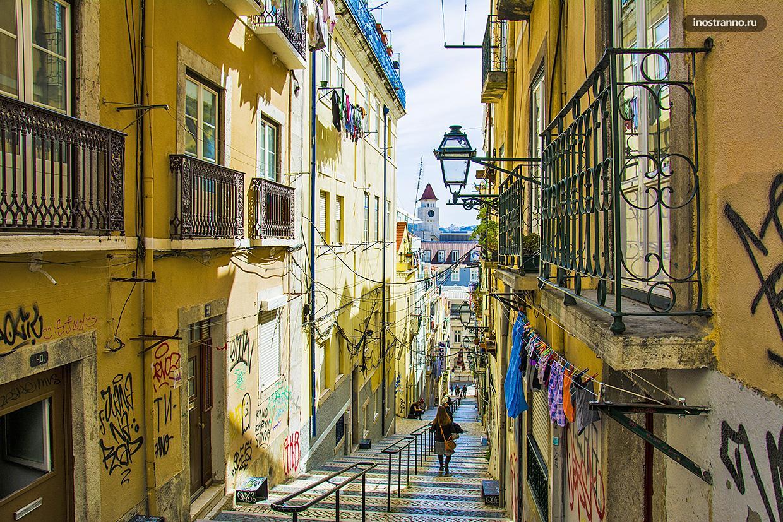 Впечатления о Лиссабоне