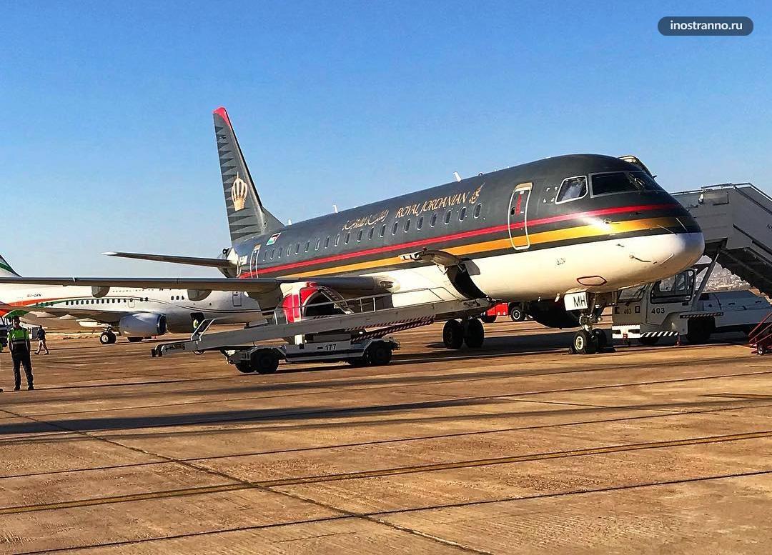 Аэропорт короля Хусейна Акаба в Иордании