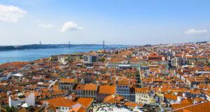 Лучшие смотровые площадки Лиссабона