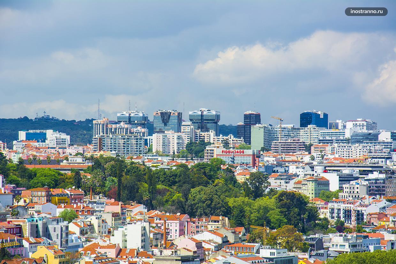 Современный район Лиссабона