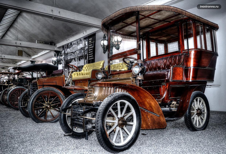 Национальный музей автомобилей во Франции