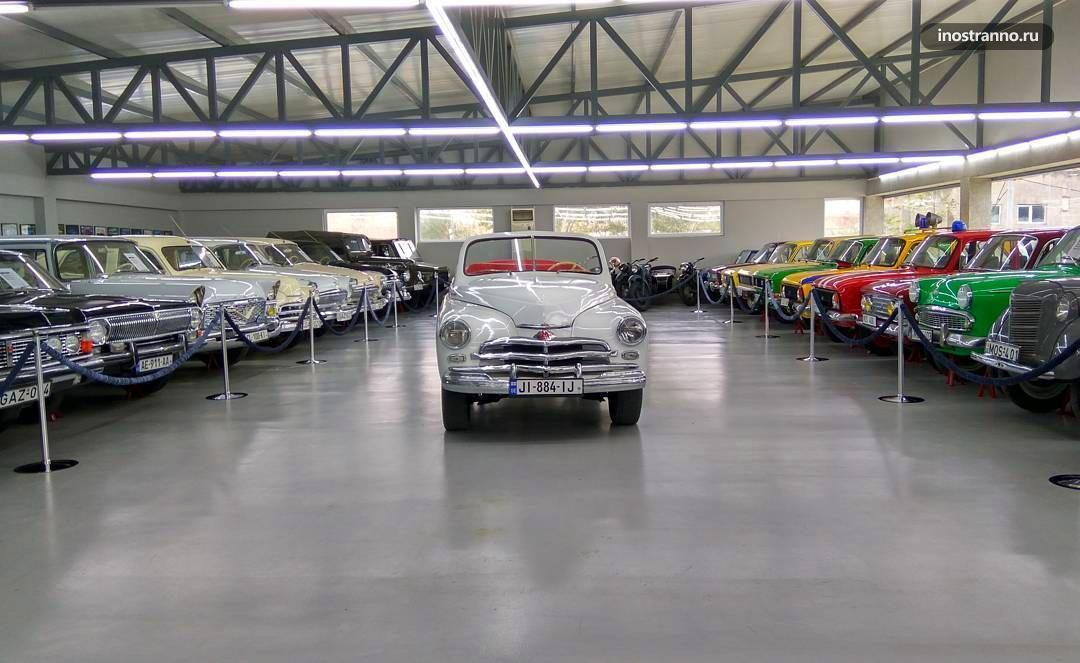 Музей автомобилей в Тбилиси