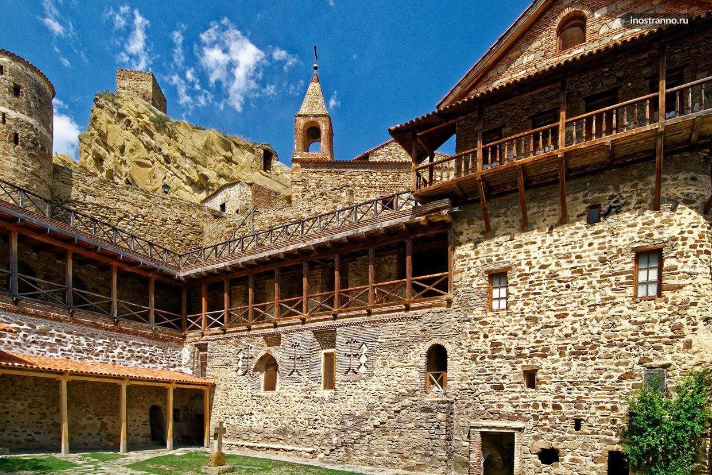 Монастырь Давид-Гареджи на 1 день из Тбилиси