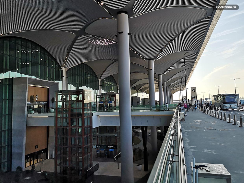 Стамбул самый большой аэропорт в мире