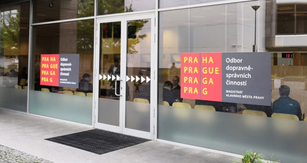 Замена водительского удостоверения в Праге — 2019
