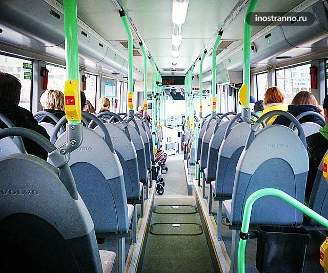 Хельсинки городской автобус