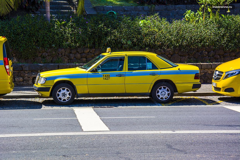 Такси трансфер на Мадейре и из аэропорта Фуншала