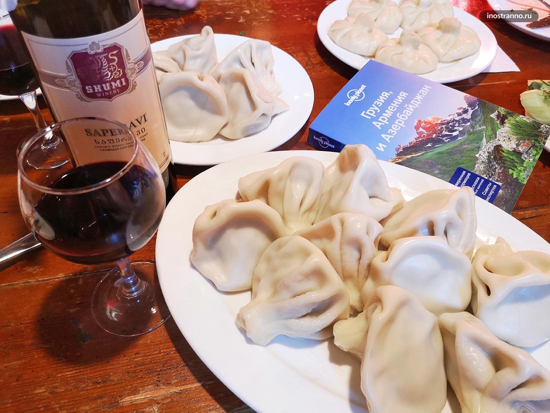 Где поесть в Тбилиси: Ресторан Пасанаури и недорогая вкусная еда