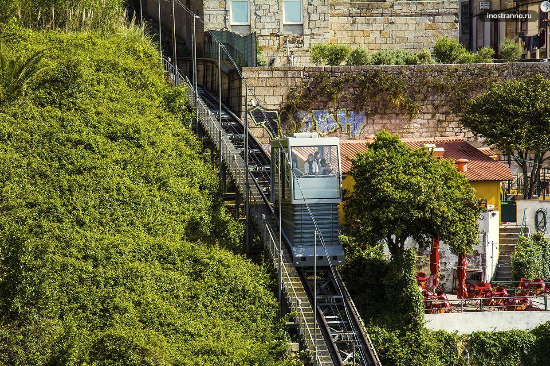 Фуникулер в Порто