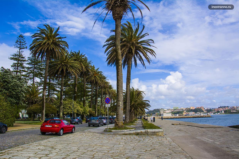 Набережная в Порто