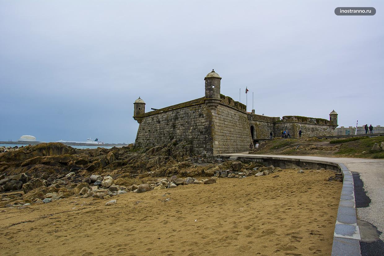 Крепость в Португалии