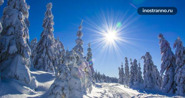 Шпиндлерув Млын – горнолыжный курорт в паре часов от Праги