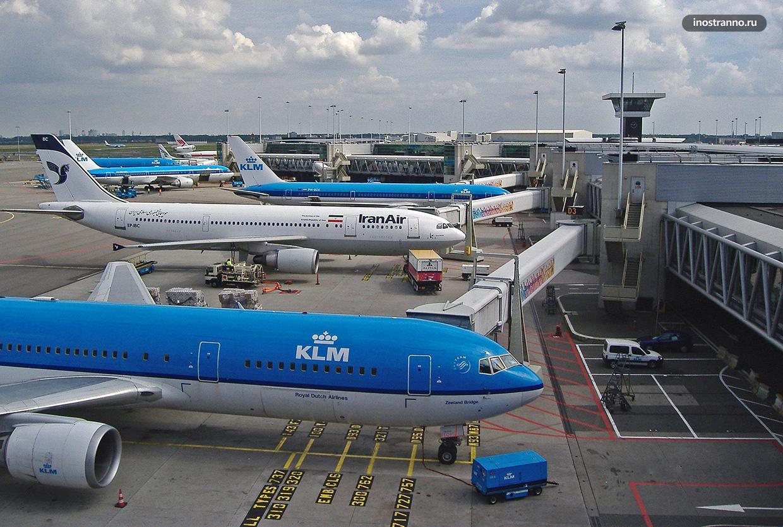 Аэропорт Амстердама Схипол
