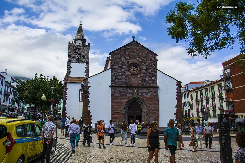Кафедральный собор в Фуншале