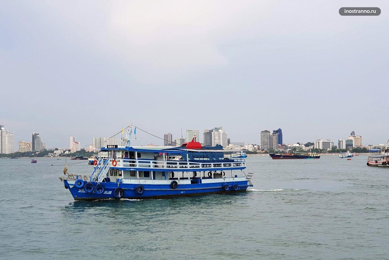 Паром Паттайя остров Ко Лан