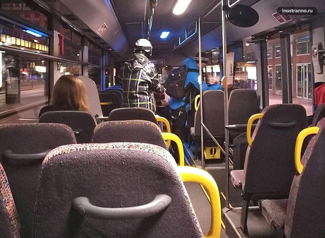 Инсбрук автобус