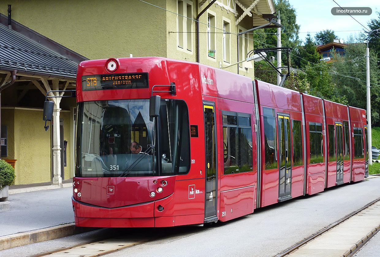 Инсбрук трамвай