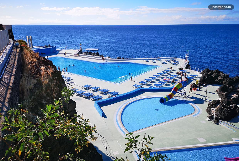 Мадейра бассейн