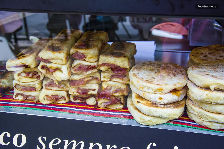 Хлеб на острове Мадейра