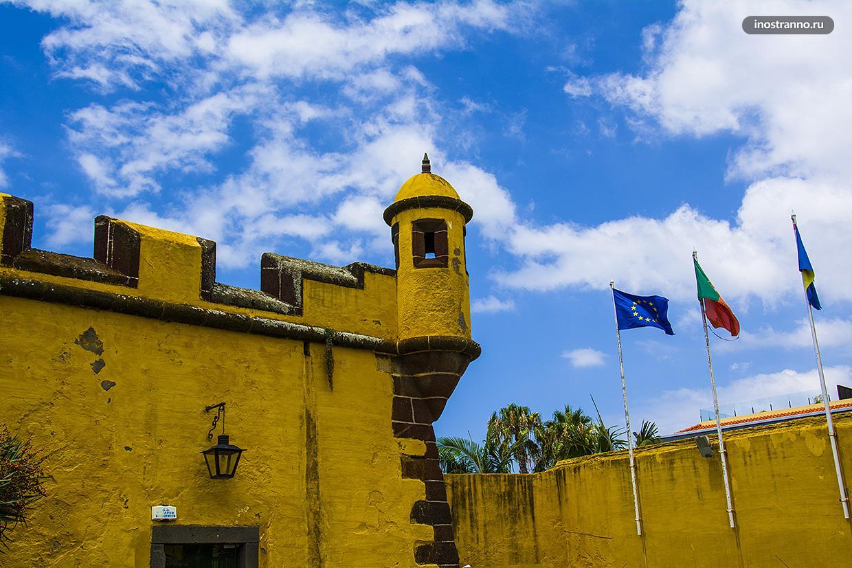 Крепость Сан Тиаго