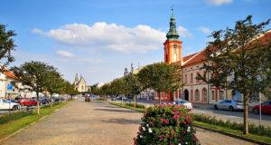 Поездка в чешские замки Ланы и Кршивоклат