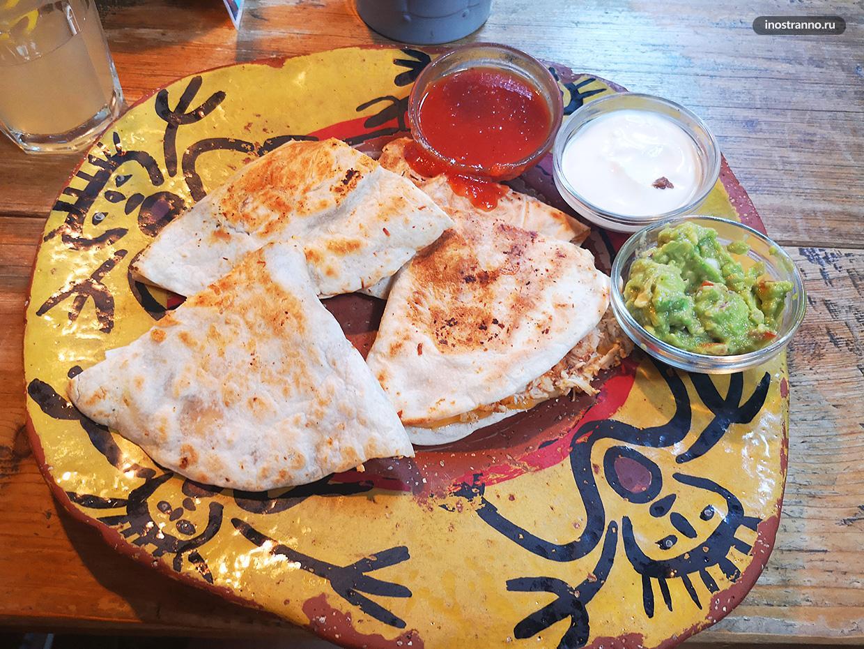 Мексиканский ресторан