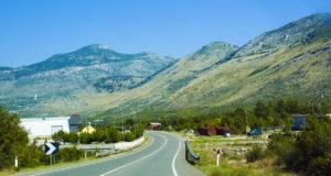 Маршрут нашего путешествия по Балканам