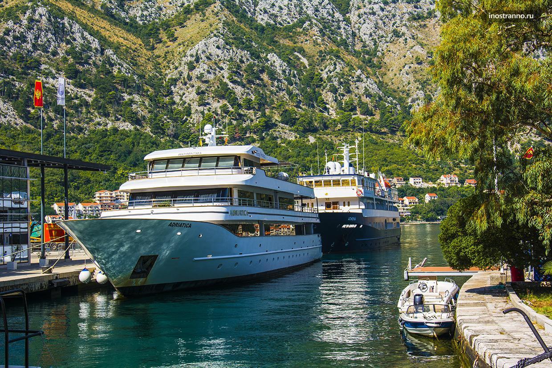 Прогулки на лодке по Адриатике