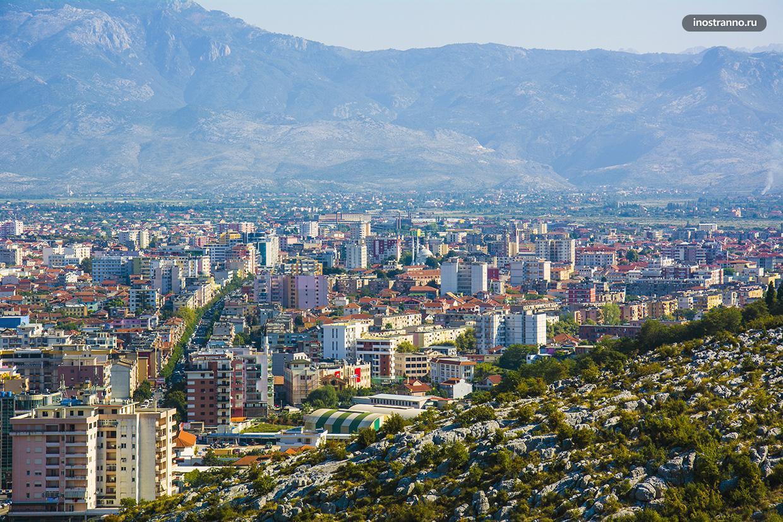 Город в Албании
